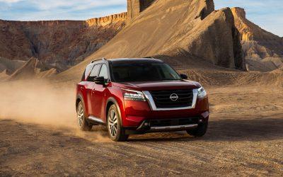 Nissan показал новый Pathfinder