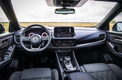 Nissan официально рассекретил обновленный Qashqai.