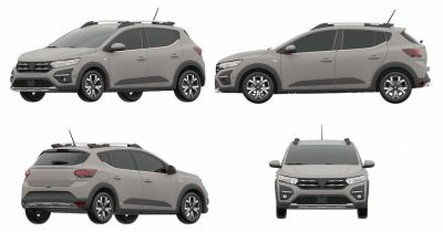 Renault привезёт в Россию новый Logan/Sandero