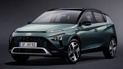 Hyundai представил кроссовер Bayon