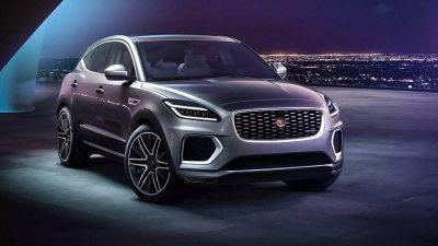 Jaguar раскрыл цену обновленного E-Pace для РФ