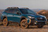 Subaru представила внедорожную версию Outback