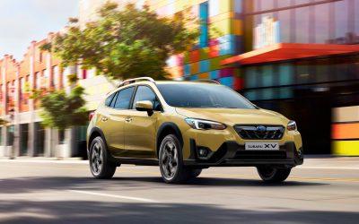 Цены на обновленный Subaru XV для России