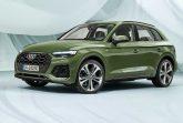 Обновленный Audi Q5: дата старта продаж в РФ
