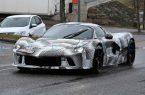 Ferrari начала испытания нового флагманского гиперкара