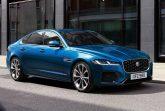 Обновленный Jaguar XF: объявлены цены в РФ