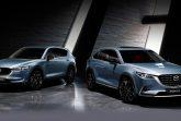 Mazda CX-5 и CX-9 получили в России версию Noir