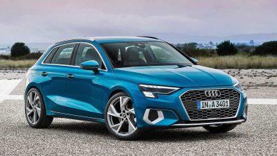 Новый Audi A3, new Audi A3, Audi, A3