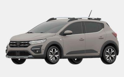 В РФ запатентовали внешность нового Renault Sandero