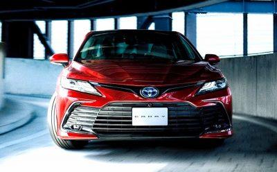 Подробности об обновленной Toyota Camry для РФ