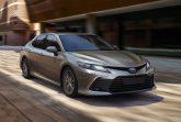 Обновленная Toyota Camry для России - подробности