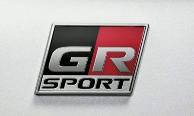 Toyota зарегистрировала в России GR Sport