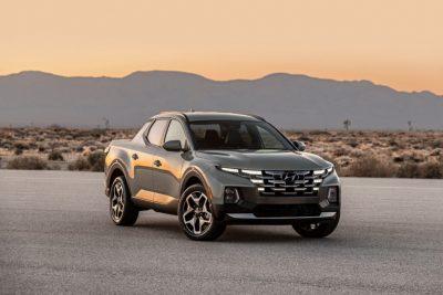 Hyundai представила пикап Santa Cruz