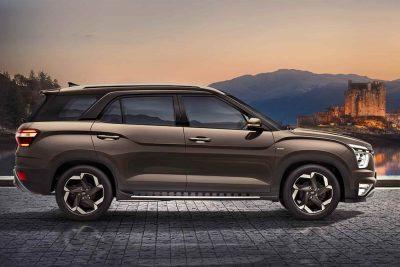 Компания Hyundai представила «семейную» версию кроссовера Creta.