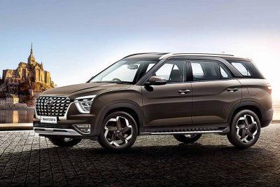 Hyundai представил семиместную версию Creta