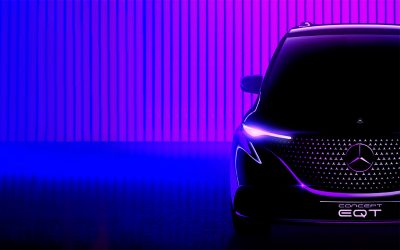 Mercedes-Benz анонсировал премьеру нового компактвэна