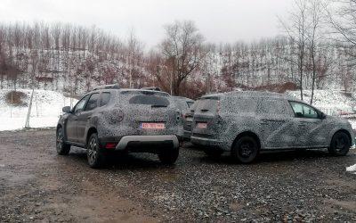 Renault Duster получит семиместную версию