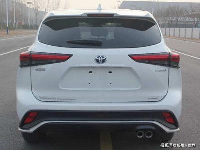 Кроссовер Toyota Crown