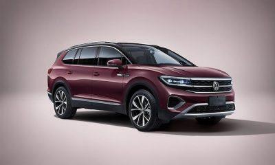 Volkswagen представил кроссовер Talagon