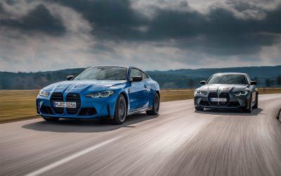 Полноприводные BMW M3 и M4 оценили в рублях