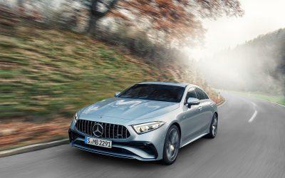 Обновлённый Mercedes-Benz CLS