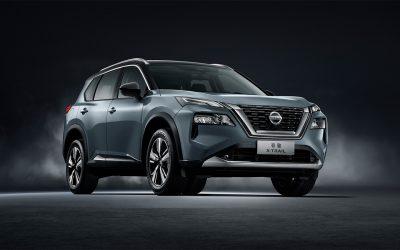 В Китае показали новый Nissan X-Trail