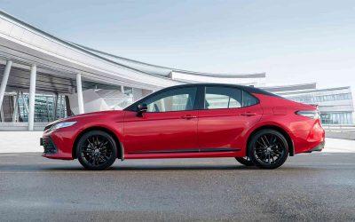 Обновленная Toyota Camry: стартовали продажи в России