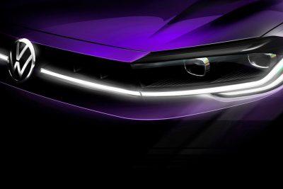 Volkswagen анонсировал премьеру обновленного Polo