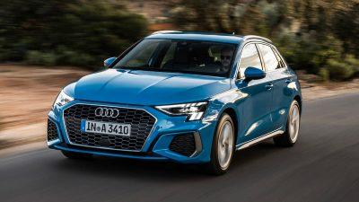 Российские цены на новые Audi A3