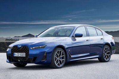 BMW 5 series готовится к смене генерации