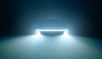 Ford показал электрический пикап F-150
