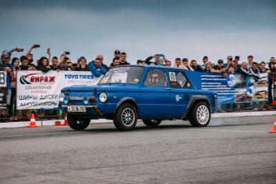 Первый этап по Drag Racing в Пензе сезона 2021