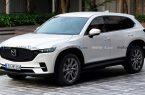 Новую Mazda CX-5 показали на первом изображении