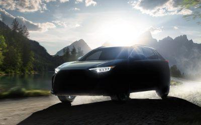 Subaru анонсировала электрический кроссовер Solterra