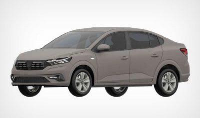 Renault запатентовала в России дизайн нового Logan