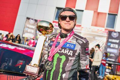 Цареградцев победил на первом этапе RDS GP