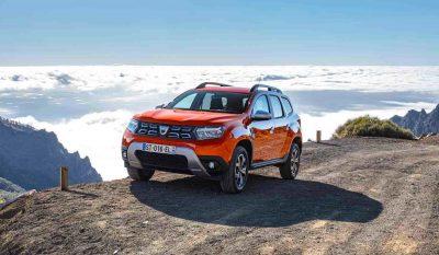 Обновленный Dacia Duster 2022 представлен официально