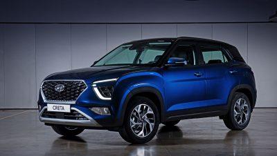 Hyundai представила новую Creta для РФ