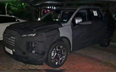 Обновленный Hyundai Palisade
