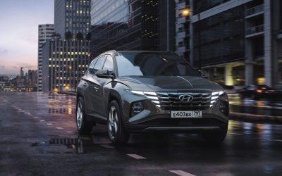 Цены на новый Hyundai Tucson для России
