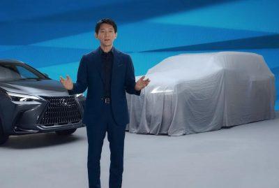 Новый Lexus LX впервые показали официально