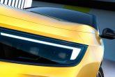Opel Astra Нового Поколения