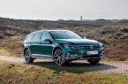 В Россию привезут Volkswagen Passat Alltrack