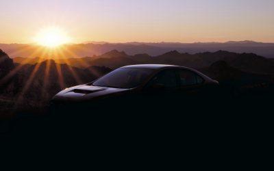 Subaru раскрыла внешность нового седана WRX