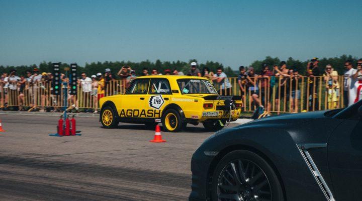 Второй этап по Drag Racing в Пензе сезона 2021