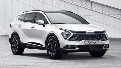 Kia представила Sportage нового поколения