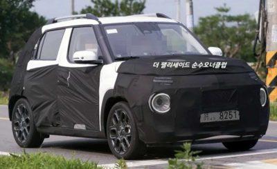 Самый дешевый кроссовер Hyundai назовут Casper