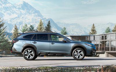 Российские цены на Subaru Outback
