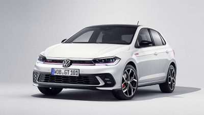 Volkswagen обновил хэтчбек Polo GTI