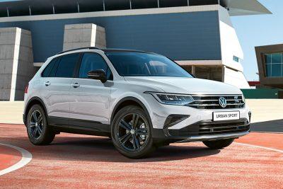 У Volkswagen Tiguan появилась новая версия